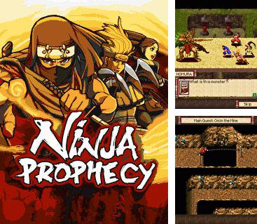 In addition to the game LEGO Escape for mobile phone, you can download mobile game Ninja Prophecy for free.