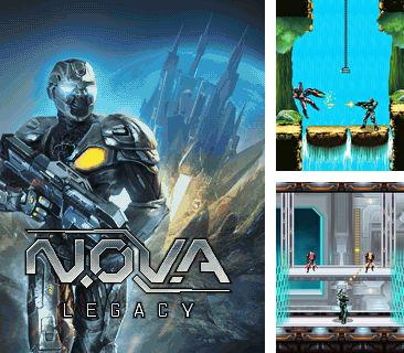 In addition to the game ITC for mobile phone, you can download mobile game N.O.V.A. Legacy for free.