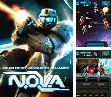 In addition to the game Uncharted jewels for mobile phone, you can download mobile game N.O.V.A. Near Orbit Vanguard Alliance for free.