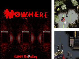 In addition to the game Super smash hit for mobile phone, you can download mobile game Nowhere for free.
