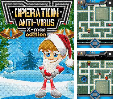 In addition to the game Triple X differences for mobile phone, you can download mobile game Operation anti-virus xmas edition for free.