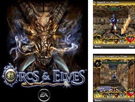 In addition to the game Sharp shooter for mobile phone, you can download mobile game Orcs & Elves for free.