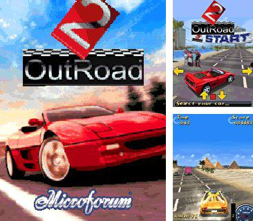In addition to the game Sехy Bubbles for mobile phone, you can download mobile game OutRoad 2 for free.
