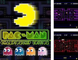 In addition to the game Cute Gem Babes for mobile phone, you can download mobile game Pac-Man Championship Edition for free.