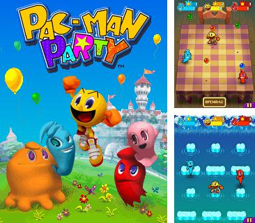 Download free mobile game: PacMan: Party - download free games for mobile phone.