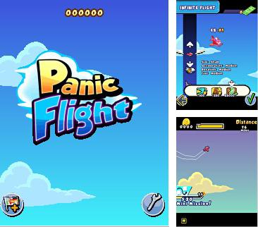 In addition to the game Gangstar Rio City of Saints for mobile phone, you can download mobile game Panic Flight for free.