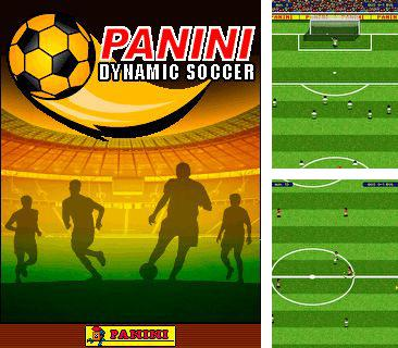 Download free mobile game: Panini Dynamic Soccer - download free games for mobile phone.