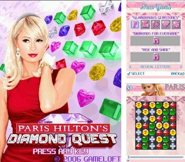 In addition to the game Sехy solitaire for mobile phone, you can download mobile game Paris Hilton's Diamond Quest for free.