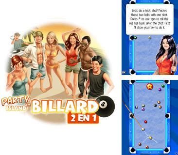 In addition to the game 5 Differences XXX for mobile phone, you can download mobile game Party island: Billiard 2 in 1 for free.