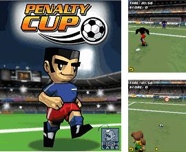 In addition to the game Pub Quiz with Friends for mobile phone, you can download mobile game Penalty Cup 3D for free.