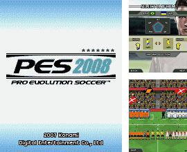 In addition to the game 3 in 1: Paper-tossing Games for mobile phone, you can download mobile game PES Pro Evolution Soccer 2008 for free.