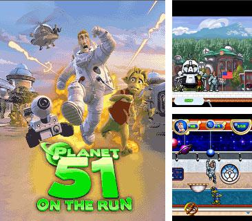 In addition to the game Monopoly: Here and Now for mobile phone, you can download mobile game Planet 51: On the Run for free.