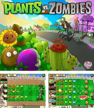 In addition to the game Angry Birds Rio for mobile phone, you can download mobile game Plants vs Zombies for free.