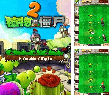 In addition to the game Tennis: The game for mobile phone, you can download mobile game Plants vs Zombies 2 for free.