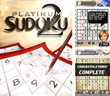 In addition to the game Suzy Wong: Titty twist for mobile phone, you can download mobile game Platinum Sudoku 2 for free.