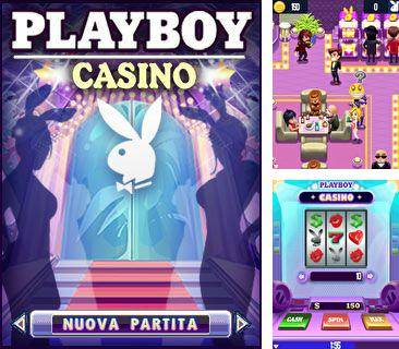 Download free mobile game: Playboy Casino - download free games for mobile phone.