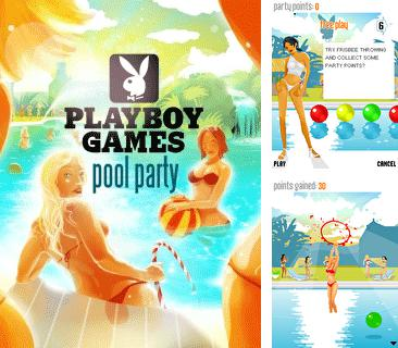 In addition to the game FIFA 16 for mobile phone, you can download mobile game Playboy Games: Pool Party for free.