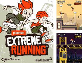 In addition to the game Adventure Squirrel for mobile phone, you can download mobile game Playman. Extreme Running for free.