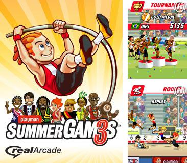 In addition to the game Moto challenge reloaded for mobile phone, you can download mobile game Playman: Summer games 3 for free.