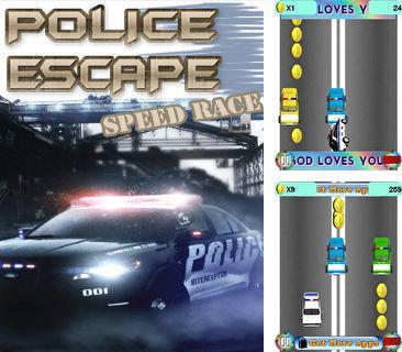 police car racing java game download