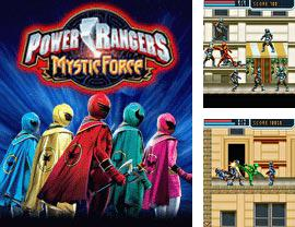 In addition to the game Fishing in Kuban for mobile phone, you can download mobile game Power Rangers: Mystic Force for free.