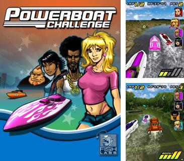 In addition to the game Atudela Sky Stories for mobile phone, you can download mobile game Powerboat Challenge 3D for free.