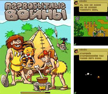 Download free mobile game: Prehistoric Wars - download free games for mobile phone.
