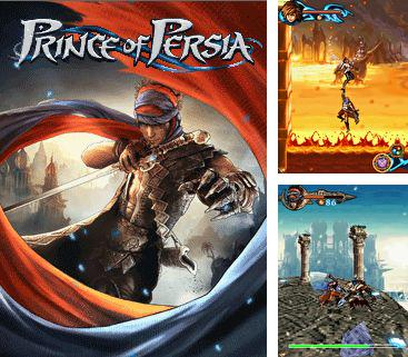 Download free mobile game: Prince of Persia 2008 - download free games for mobile phone.