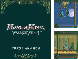 In addition to the game Dancing Ball for mobile phone, you can download mobile game Prince of Persia 2: Warrior within for free.