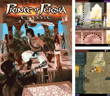 In addition to the game Age of rock: The puzzle quest for mobile phone, you can download mobile game Prince Of Persia: Classic for free.