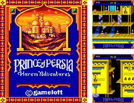 In addition to the game College Girls for mobile phone, you can download mobile game Prince Of Persia: Harem Adventures for free.