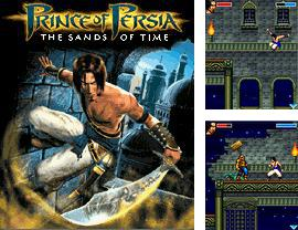 In addition to the game Fruit ninja: Kinect for mobile phone, you can download mobile game Prince of Persia: Sands of Time for free.