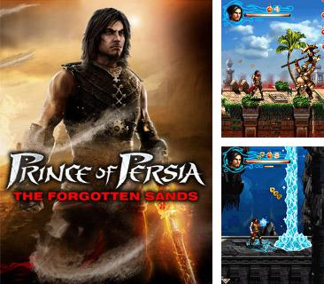 In addition to the game Ratatouille for mobile phone, you can download mobile game Prince of Persia: The Forgotten Sands for free.