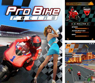 Download free mobile game: Pro Bike Racing - download free games for mobile phone.