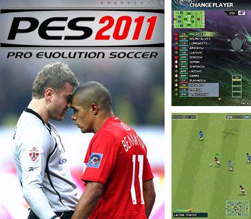 In addition to the game Mortal сombat for mobile phone, you can download mobile game Pro Evolution Soccer 2011 RFPL for free.