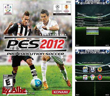 In addition to the game George for mobile phone, you can download mobile game Pro Evolution Soccer 2012 for free.
