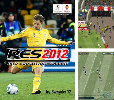 In addition to the game Tower of Glory for mobile phone, you can download mobile game Pro Evolution Soccer 2012 UPL (PES) for free.