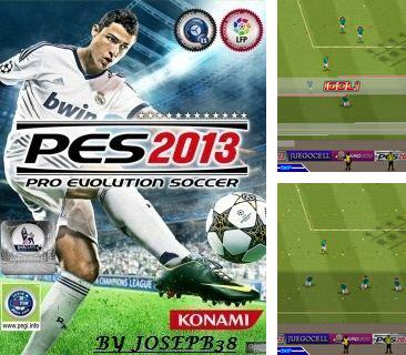 In addition to the game Kung fu imperial guards for mobile phone, you can download mobile game Pro Evolution Soccer 2013 MOD for free.