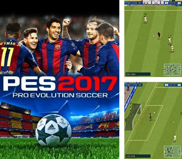 Download free mobile game: Pro Evolution Soccer 2017 - download free games for mobile phone.