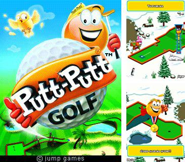 In addition to the game Russian roulette for mobile phone, you can download mobile game Putt Putt Golf for free.