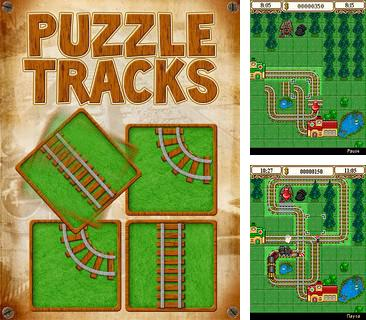 In addition to the game Minecraft 3D MOD 2 (ModsCraft edition) for mobile phone, you can download mobile game Puzzle Tracks for free.