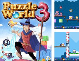 In addition to the game Sехy Factor for mobile phone, you can download mobile game Puzzle World 3 for free.
