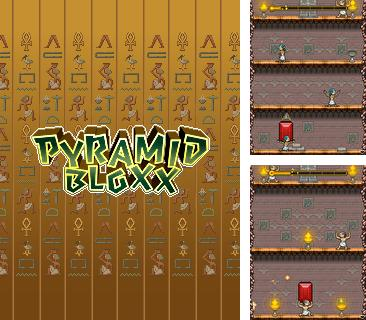 In addition to the game Pamplona Bull Run for mobile phone, you can download mobile game Pyramid Bloxx for free.