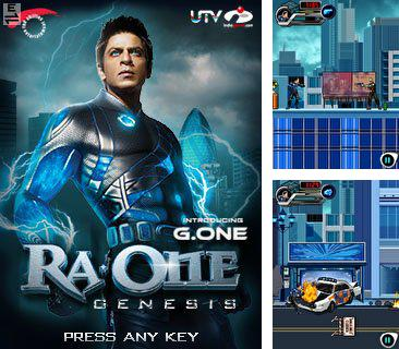 In addition to the game Hawaii Beach Volleyball for mobile phone, you can download mobile game Ra One Genesis for free.