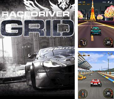 Download free mobile game: Race driver GRID 3D - download free games for mobile phone.