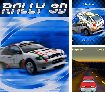 In addition to the game Galaxy on fire for mobile phone, you can download mobile game Rally 3D for free.
