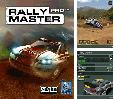 In addition to the game Jeweleon for mobile phone, you can download mobile game Rally master pro for free.
