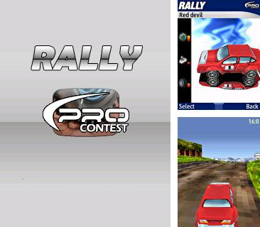 Download free mobile game: Rally Pro Contest - download free games for mobile phone.