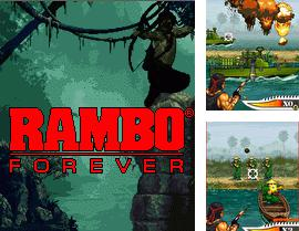 In addition to the game QW-2009 for mobile phone, you can download mobile game Rambo Forever for free.