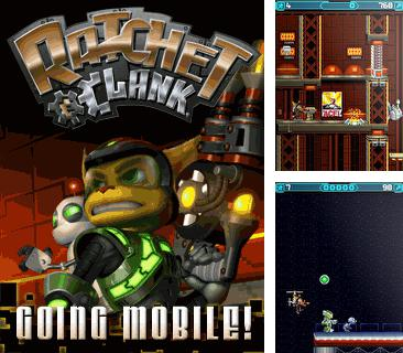 En plus du jeu Le Café: Black Jack pour votre téléphone, vous pouvez télécharger gratuitement Ratchet et Clank: Devenons Mobiles, Ratchet & Clank: Going Mobile.